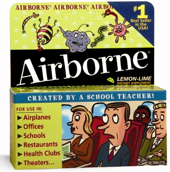 airborne